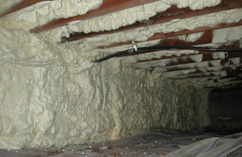 spray foam insulation layton and provo utah