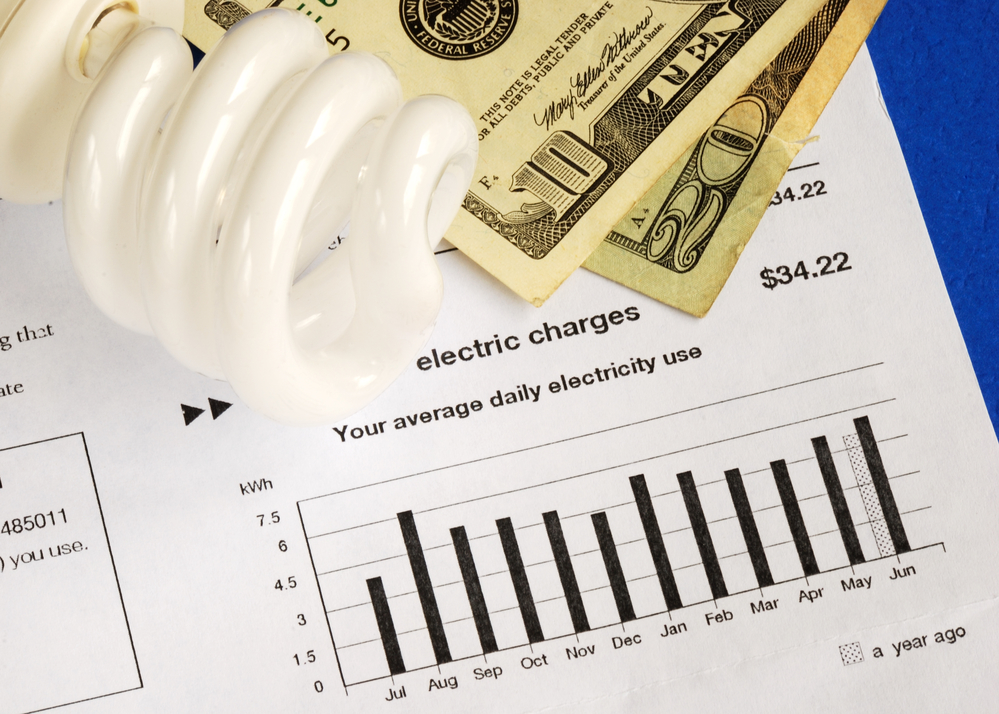 home energy audit power bills