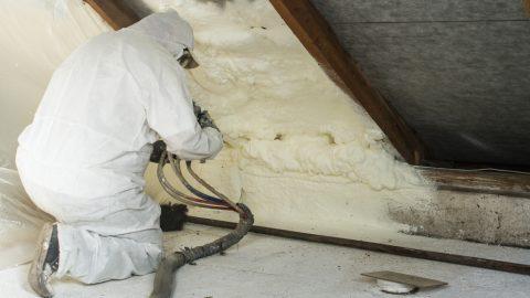 What Is Spray Foam Insulation?