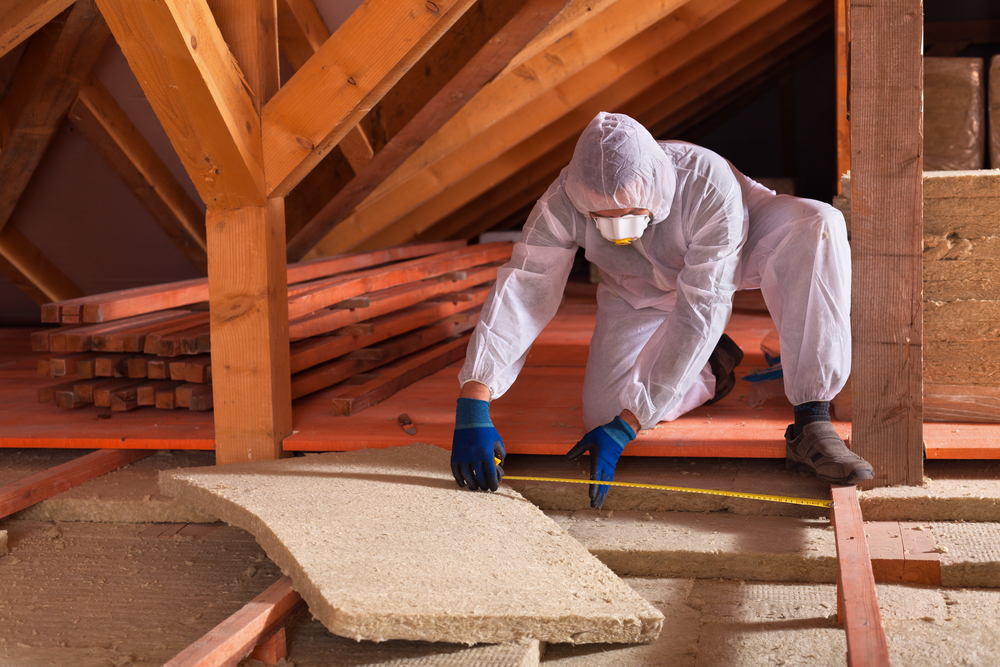 Utah attic air sealing