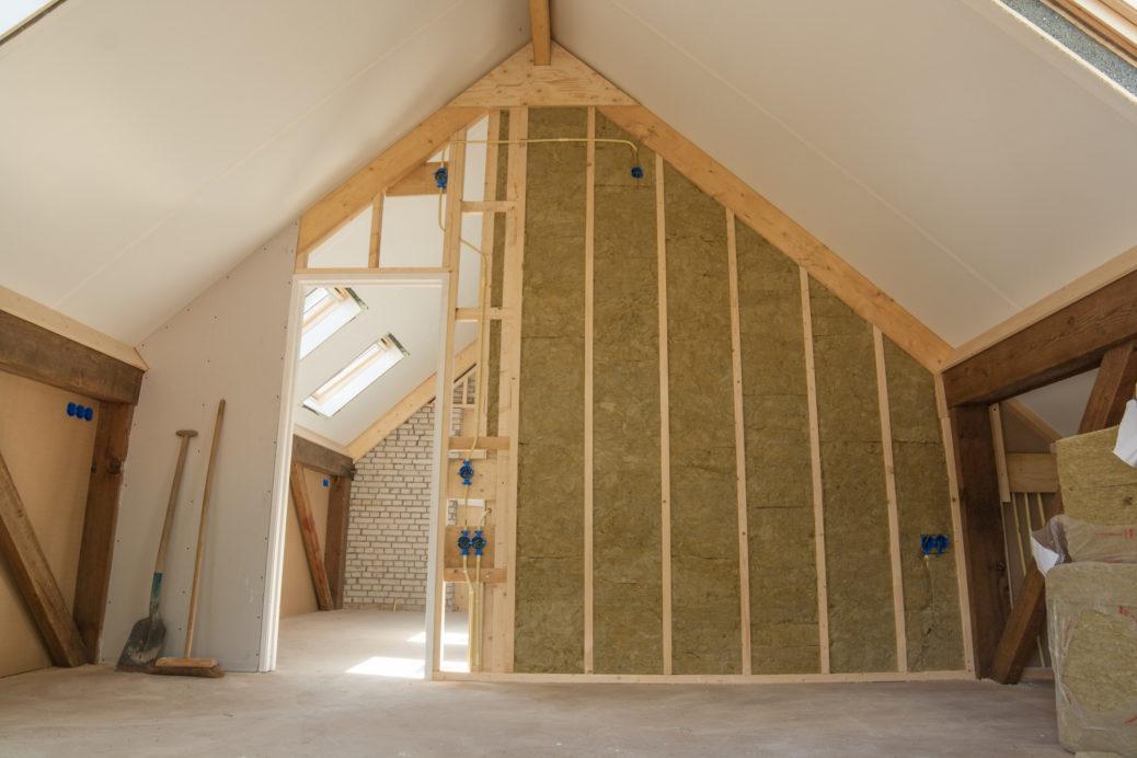 Understand wall insulation in Utah and Idaho.